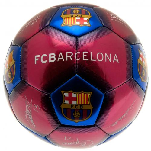 F.C. Barcelona Signature Football