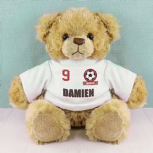 Football Fan Bear