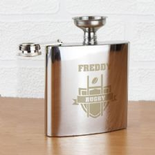 Hip Flasks & Tankards