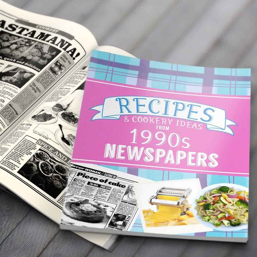 Personalised Recipes from 1990s Newspapers